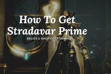How To Get Stradavar Prime Image