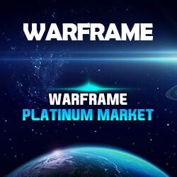 Warframe Platinum Market