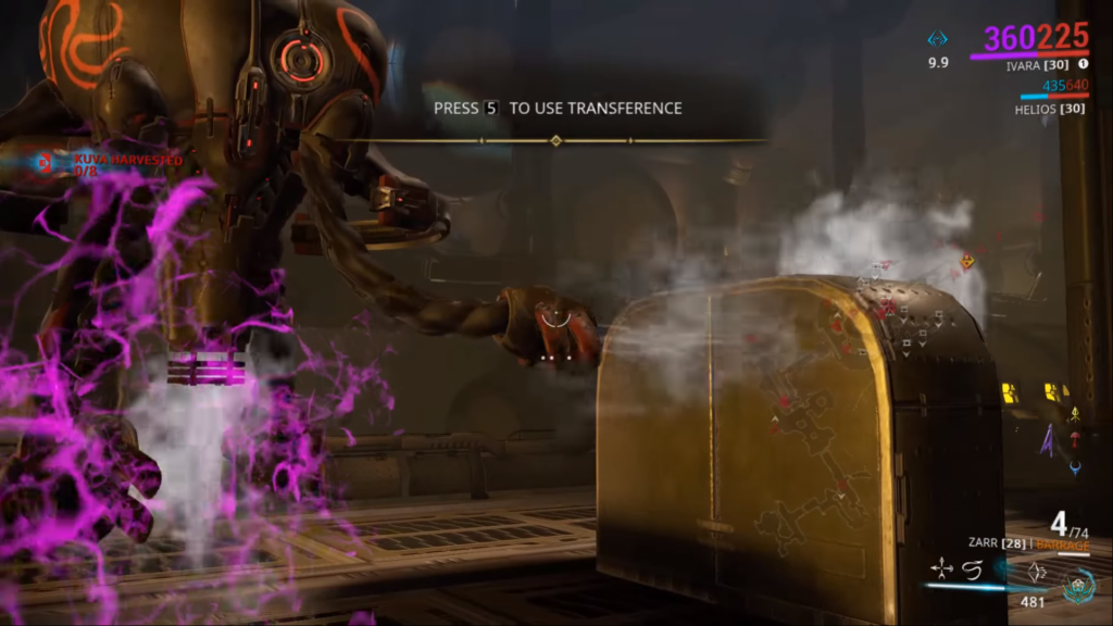 very easy way to find a Kuva