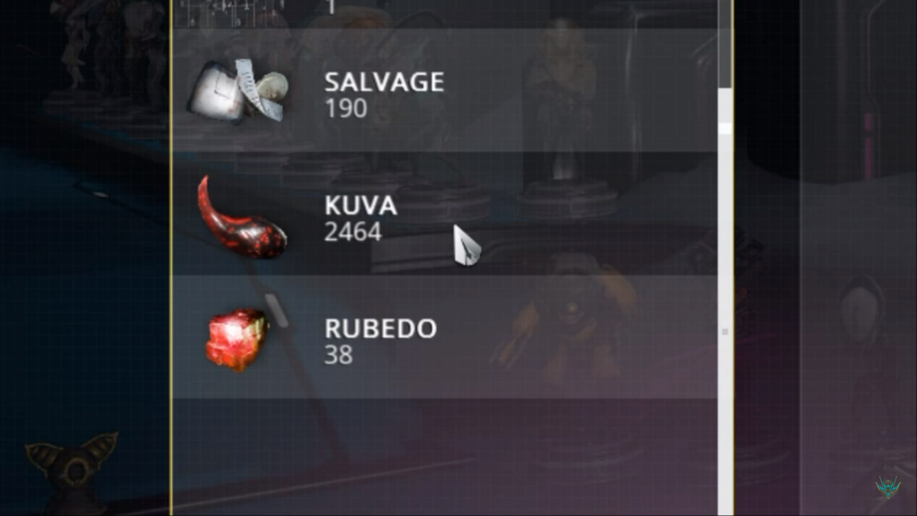 how to get more Kuva