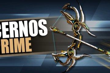 Cernos Prime Build