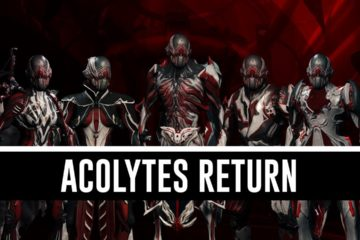 The Acolytes Are Back Again. Acolyte Mods