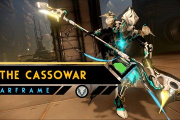Warframe Cassowar Build