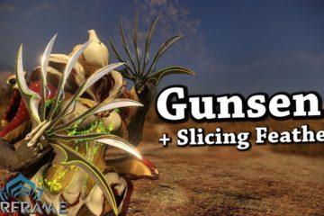 Gunsen Build - New & Strong Melee Type