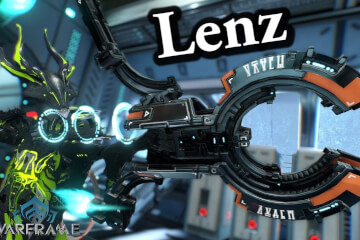 Lenz build. The AoE Bow.