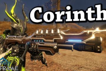 Corinth build & review. Tenno Shotgun.
