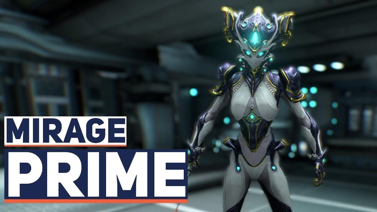 Mirage Prime Build