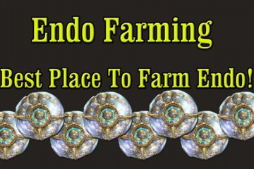 Warframe How To Farm Endo
