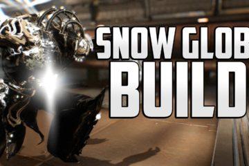 Frost Snow Globe Build