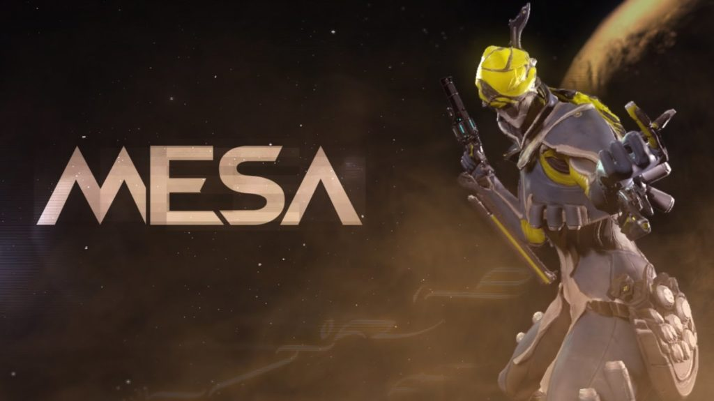 Amazing Mesa Build