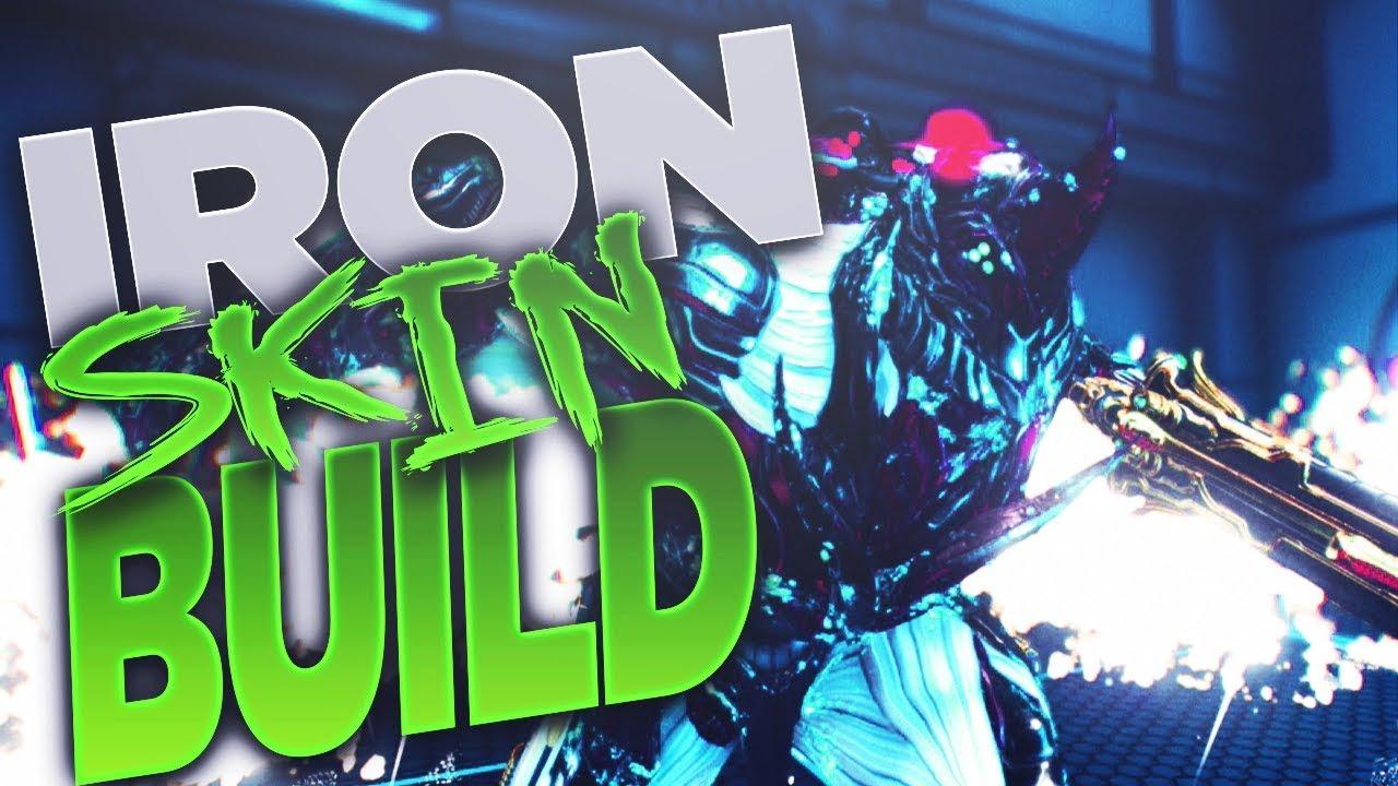 Rhino Iron Skin Build