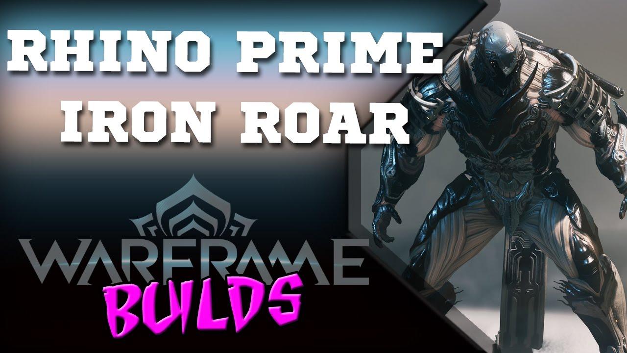 Rhino Roar Build