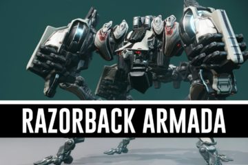 Warframe The Razorbacks Armada Guide