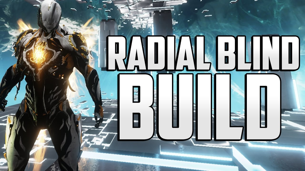 Excalibur Radial Blind Build