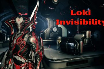 Loki Invisibility/Disarm Build