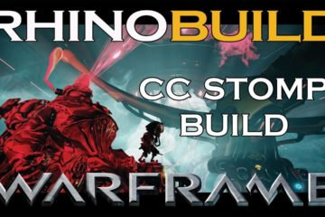 Rhino Stomp Build