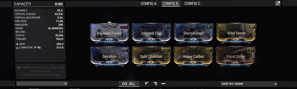 Ignis Wraith + Vigilante Fervor