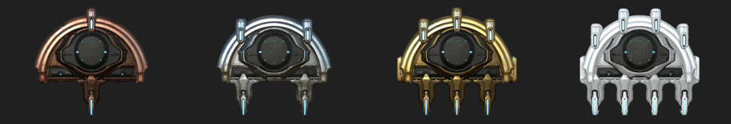 Visual overhaul of Arcane Rarity