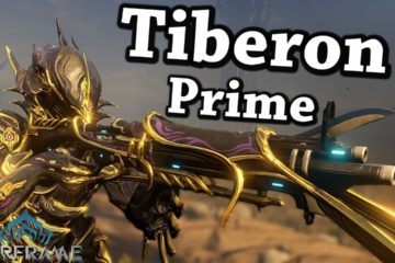 Warframe Tiberon Prime Build