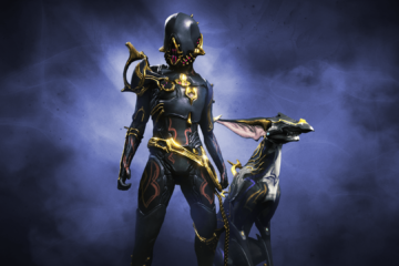 Warframe Zephyr Prime Access Begins