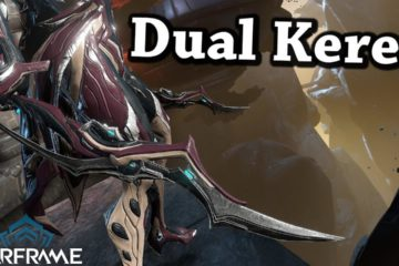 Warframe Dual Keres Build