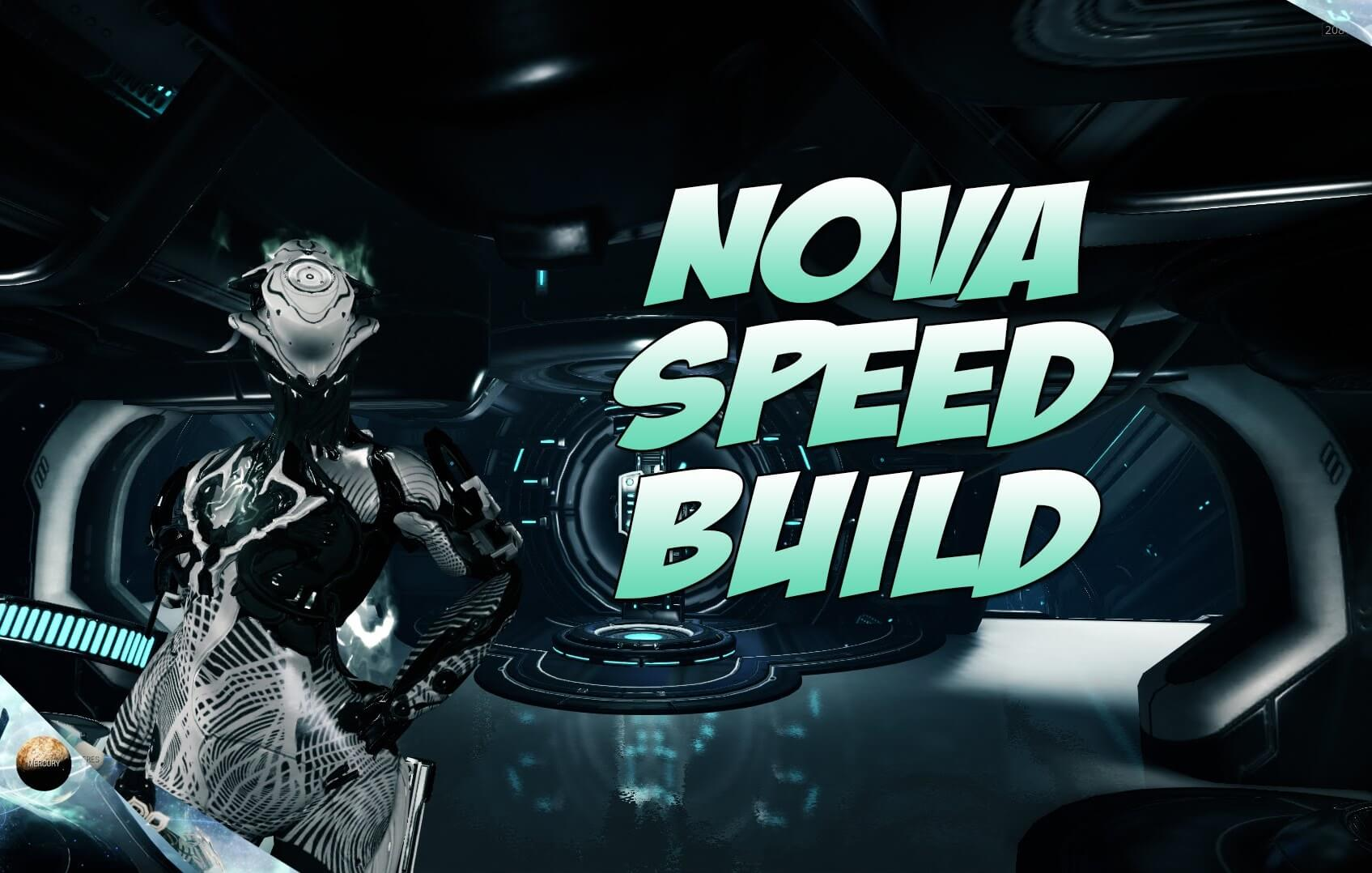 Nova Speed Build