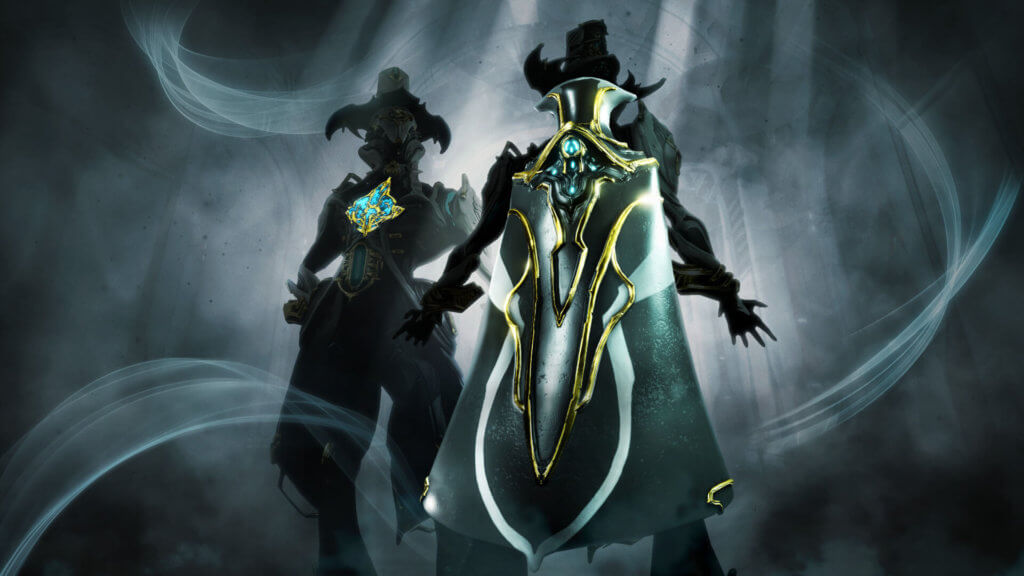 Limbo Prime Accessories: Oblivia Prime Syandana and Sigil