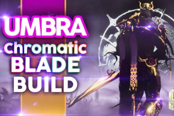Excalibur Umbra Exalted Blade Build
