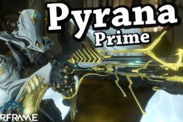 Pyrana Prime Build