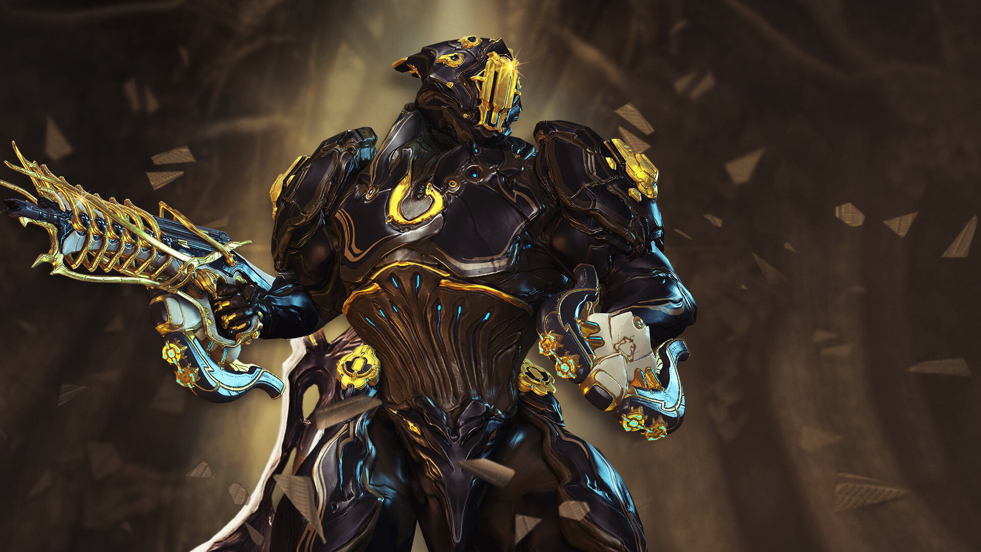 Warframe Rhino Prime Pack Features
