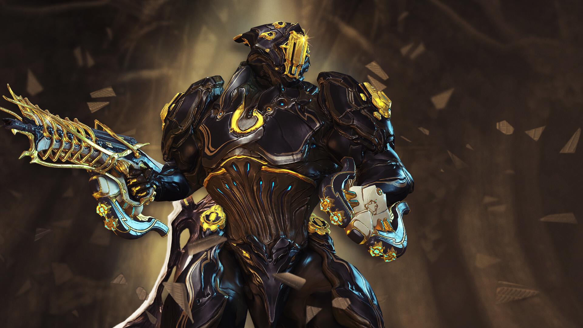 Prime Vault Unsealed - Rhino Prime & Nyx Prime. New Relics ...