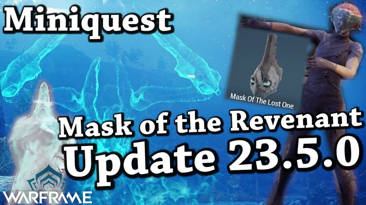 ✅ How to get Revenant? Revenant Quest Guide Step By Step