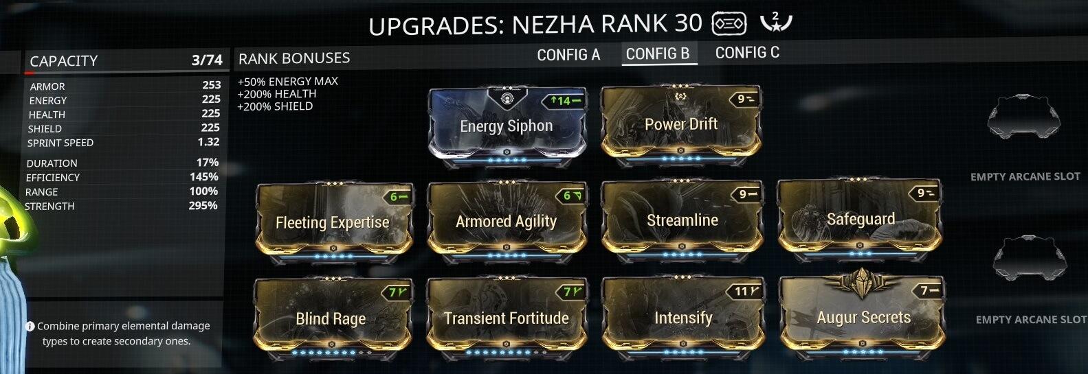 Nezha Safeguard 2 Forma Build