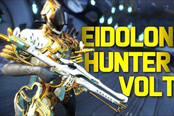 Volt Eidolon Hunter Build