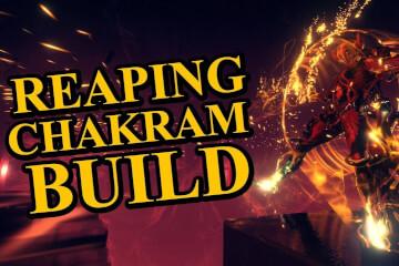 Nezha Reaping Chakram Build