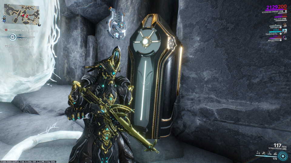 Warframe Nitain Extract Farming  How To Get Nitain Extract